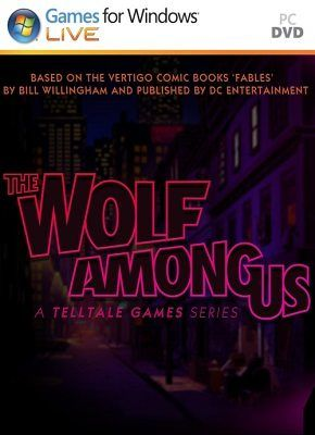The Wolf Among Us pc download