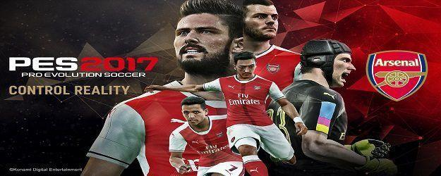 Pro Evolution Soccer 2017 torrent