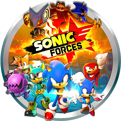 Cracked Sonic Forces warez-bb