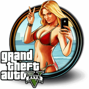 grand theft auto 5 at game