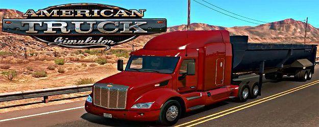 American Truck Simulator for free