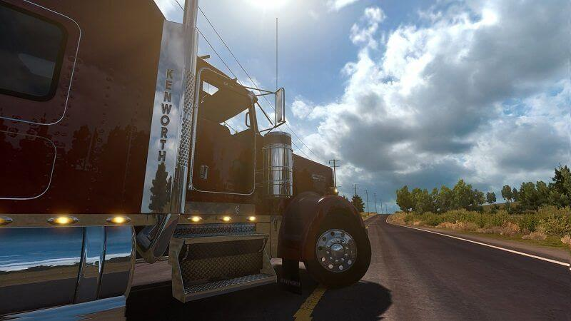 American Truck Simulator Download » FullGamePC com