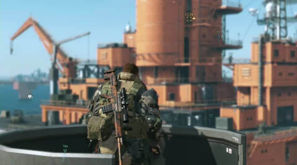 metal gear solid v the phantom pain update and crack torrent