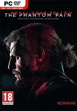 MGS V Phantom Pain review