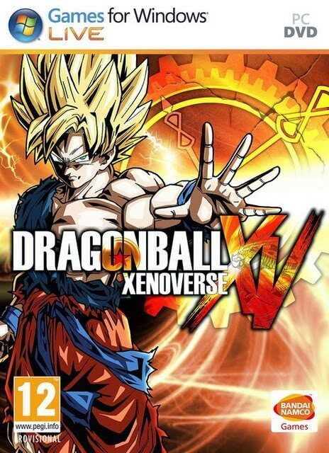 Dragon Ball Xenoverse crack