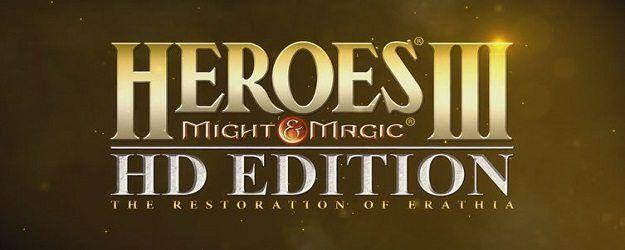 Heroes III HD Edition full version crack