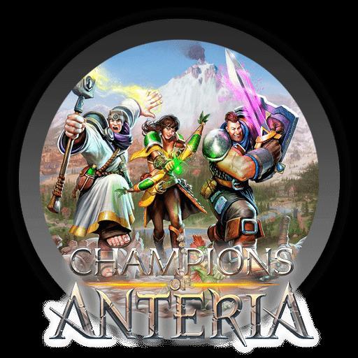 Champions of Anteria crack