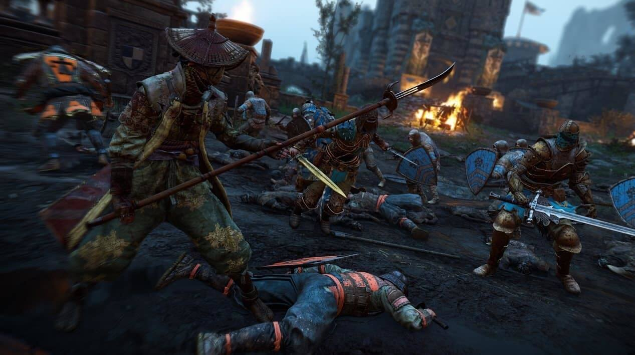 for honor skidrow crack download