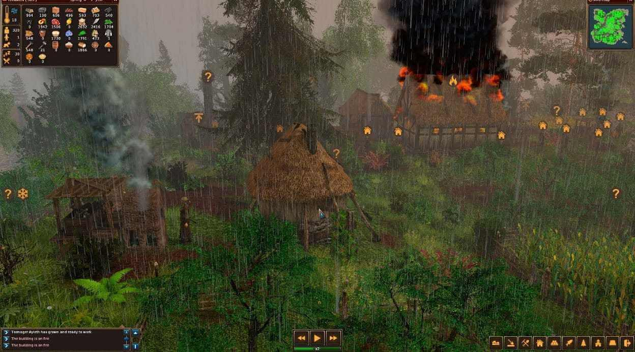 Life is Feudal Forest Village Download » FullGamePC com