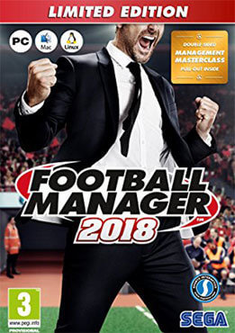 football manager 2018 steam