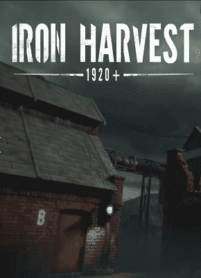 game Iron Harvest steam