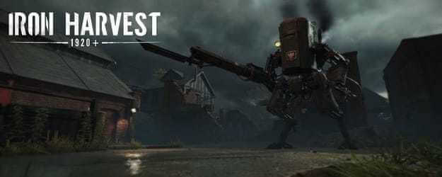 Iron Harvest free download