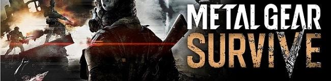 code Metal Gear Survive steam