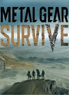 Metal Gear Survive skidrow PC