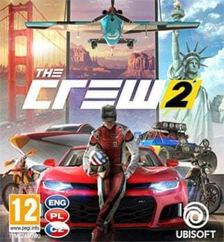 Skidrow The Crew 2 free reloaded