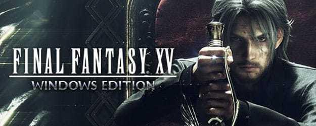 Final Fantasy XV Wndows Edition free download
