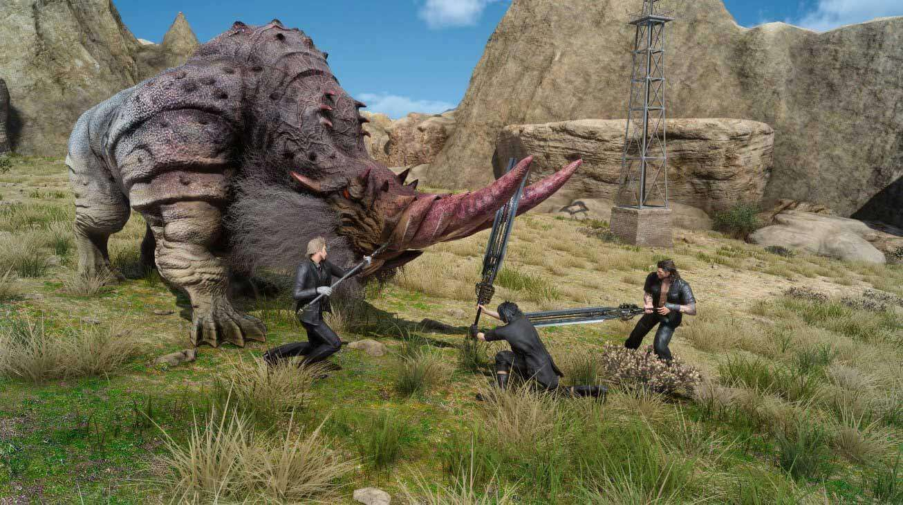 how to download final fantasy 15 windows edition