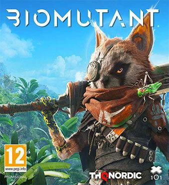 Get Biomutant game