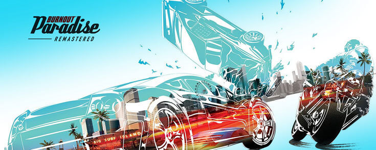 Burnout Paradise Remastered free download