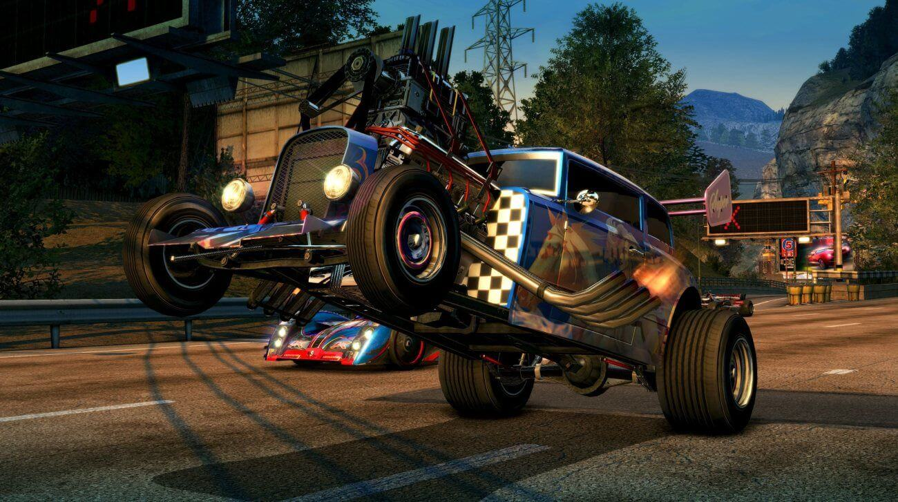 Burnout Paradise Remastered Download » FullGamePC com