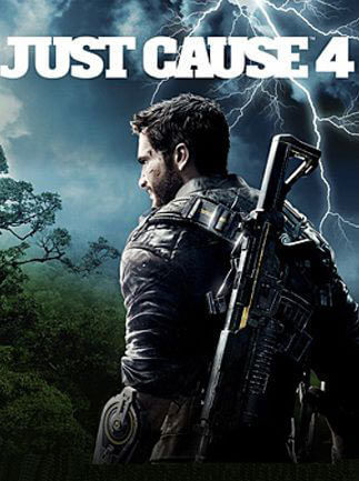Just Cause 4 pre order