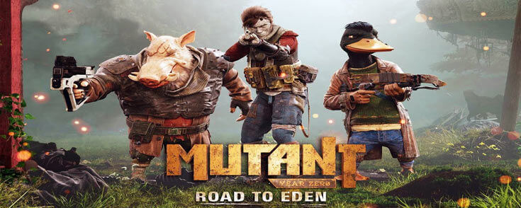 Mutant Year Zero Road to Eden cracked-3dm