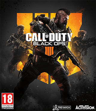 call of duty black ops 4 pre order