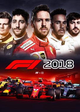 F1 2018 Codemasters Studio cover