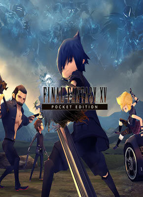 Final Fantasy XV Pocket Edition steam