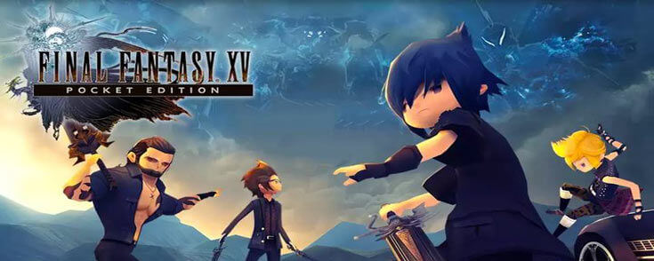 Final Fantasy XV Pocket Edition free download