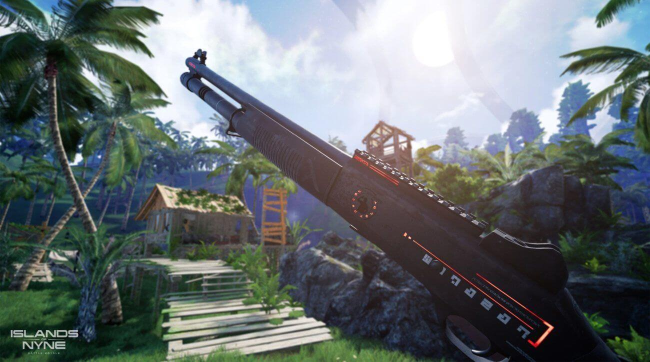 Islands Of Nyne Battle Royale Goes Free-To-Play As ...