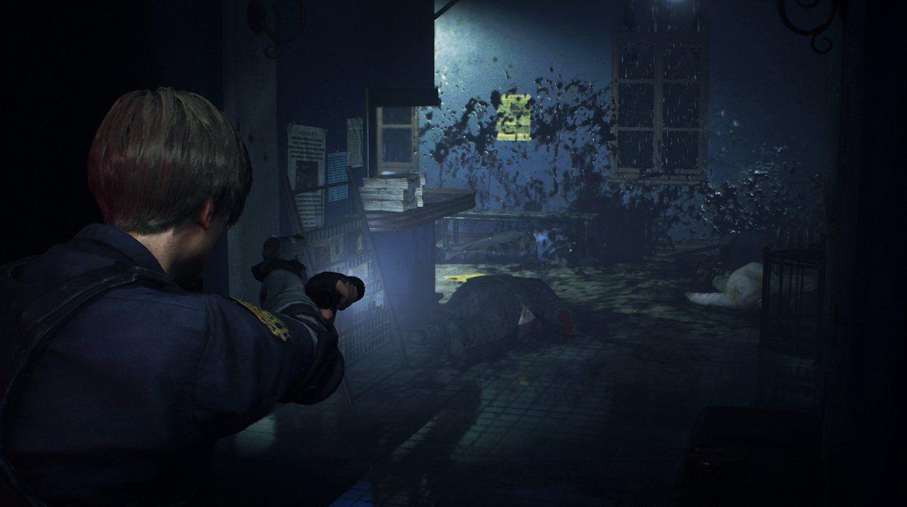 Resident Evil 2 Remake Download » FullGamePC com