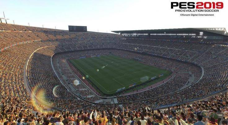 PES 2019 Download - Pro Evolution Soccer 2019 » FullgamePC com