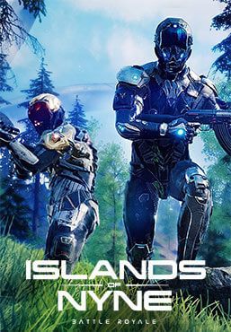 Islands of Nyne Battle Royale game steam