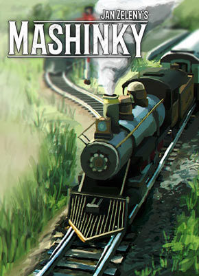 Mashinky steam