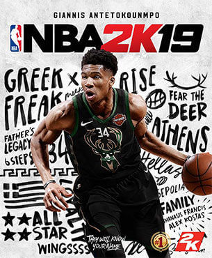 nba 2k19 cover athlete