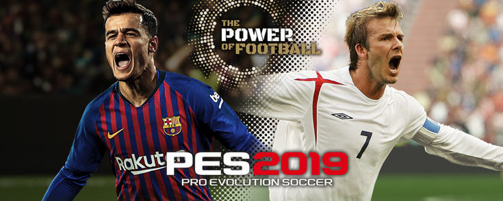 Pro Evolution Soccer 2019 Telecharger