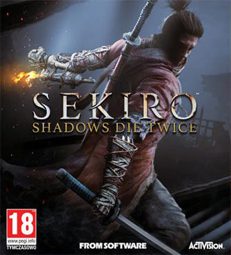 Sekiro: Shadows Die Twice collector's edition