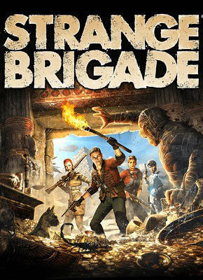 Rebellion team Strange Brigade