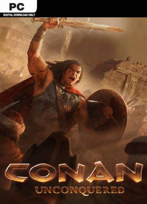 Conan Unconquered cracked