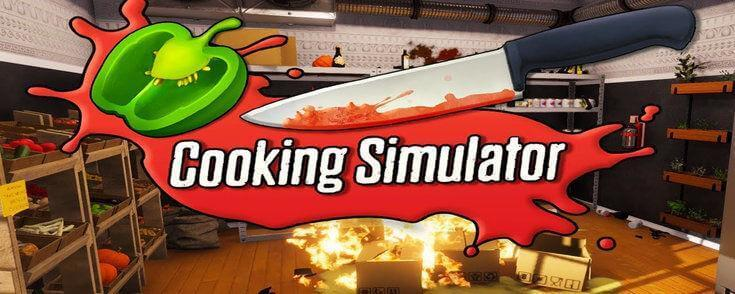 Cooking Simulation game