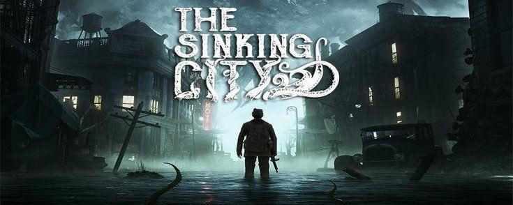 The Sinking City game