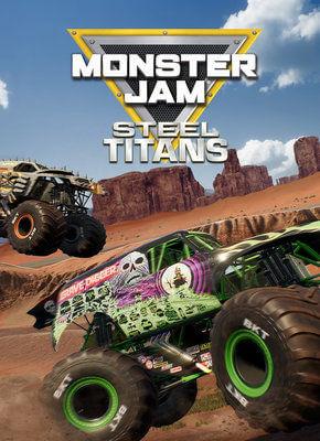 Monster Jam: Steel Titans PC full version