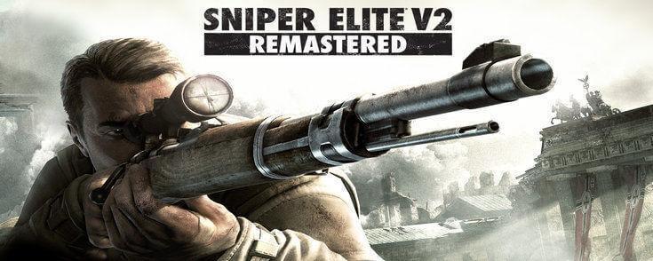Sniper Elite V2 Remastered full version