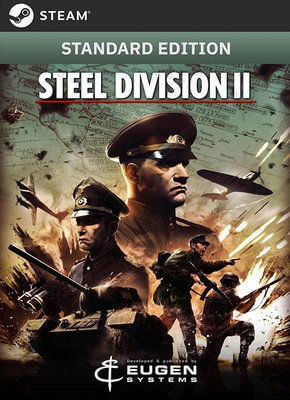 Steel Division 2 PC Downloaded