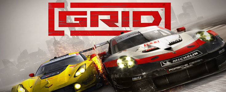 GRID free download game