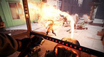 Wolfenstein: Cyberpilot best