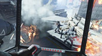 Wolfenstein: Cyberpilot download