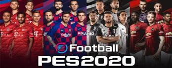 Pro Evolution Soccer 2020 free download