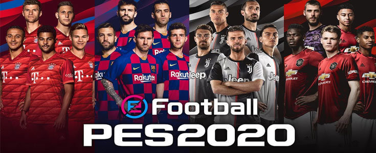 Pro Evolution Soccer 2020 Telecharger